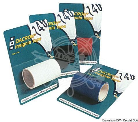 PSP Dacron Insigna self-adhesive tape for repairs