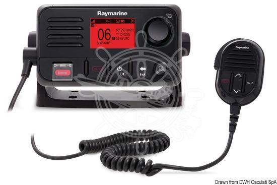 RAYMARINE VHF Ray50 radio