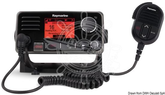 RAYMARINE VHF Ray60 radio