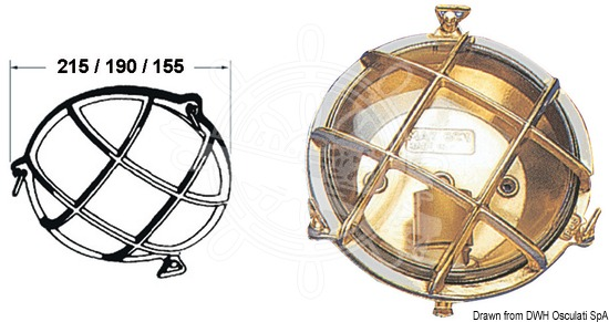 Round turtle lamps
