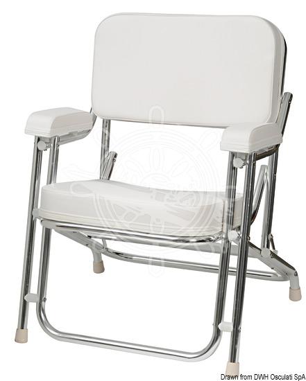 """Captain's seat"""