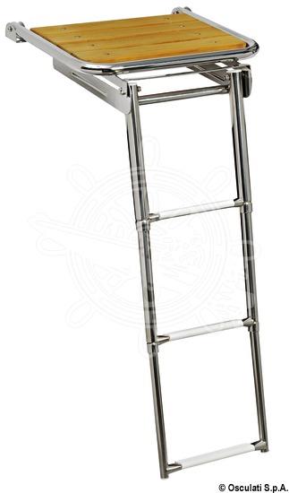 Platforms with ladder