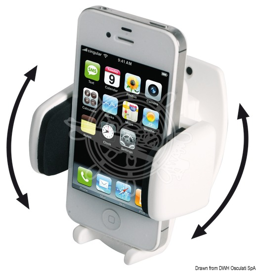 Universal cell phone holders