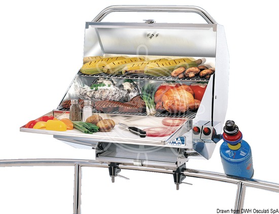 CATALINA INFRARED barbecue with infrared grilling technology