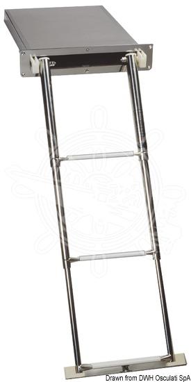 Foldaway ladders