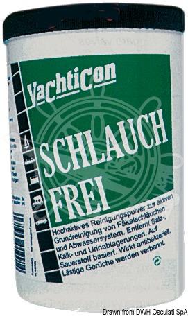 SCHLAUCH FREI - toilet hose cleaner