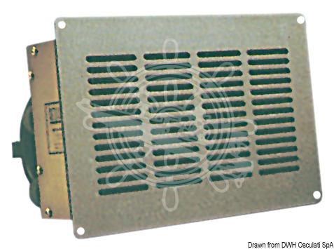 HEATER CRAFT bulkhead heater