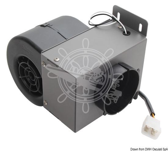 12V defroster/defogger unit