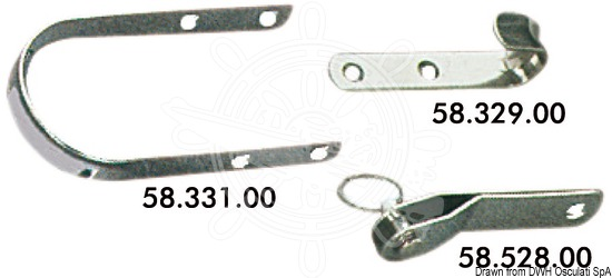 U-bolts/Clamps/Chain plate