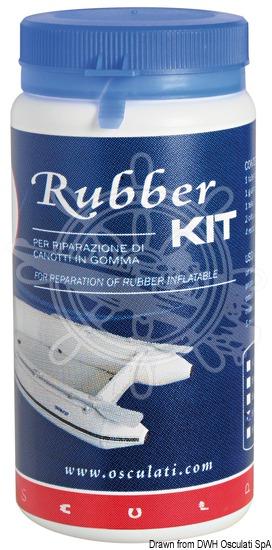 Repair kit for inflatables