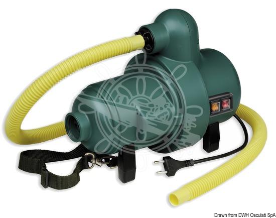 Bravo 2000 electic inflator pump