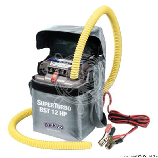 Bravo Superturbo electic inflator pump