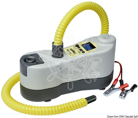 BTP Digital electric inflator pump