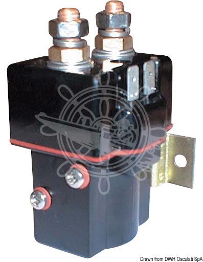 Electric Control Box / Contactor