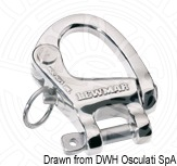 Quick-release Synchro Snap Shackle