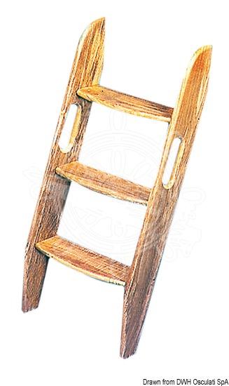 Hatchway ladder