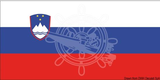 Flag - Slovenia