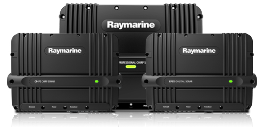 Raymarine Fishfinders