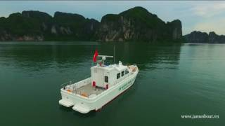Raymarine equipment on Vietnam Border Guard boats