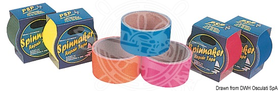 PSP Stayput self-adhesive tapes for repairs