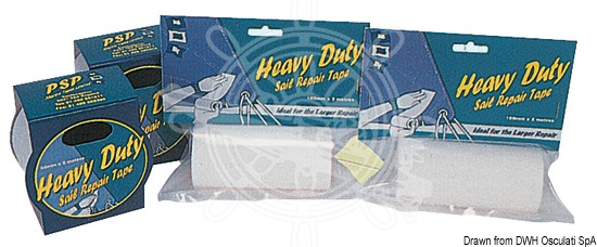 PSP Heavy Duty Stayput self-adhesive tapes for repairs