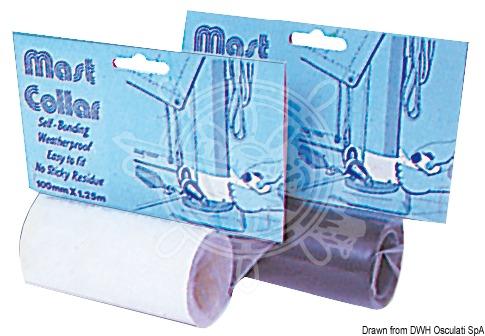 PSP Mast Collar self-amalgamating tape