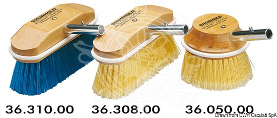 Scrubbers suitable for difficult applications
