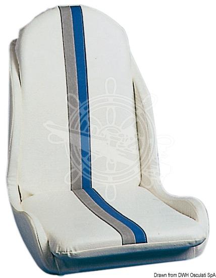 Anatomically designed seat