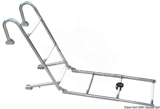 6-step foldable ladder for 48.443.40/41