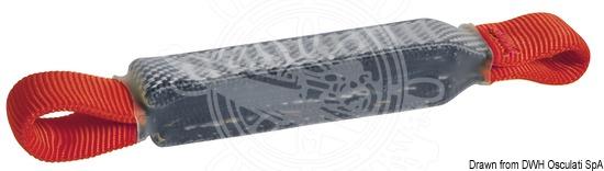 Rig Angel mainsail shock absorber