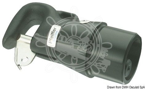 Pfeiffer automatic spinnaker pope fittings